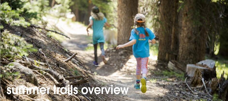 What to Do: Summer Trails - BCRD - Blaine County Recreation